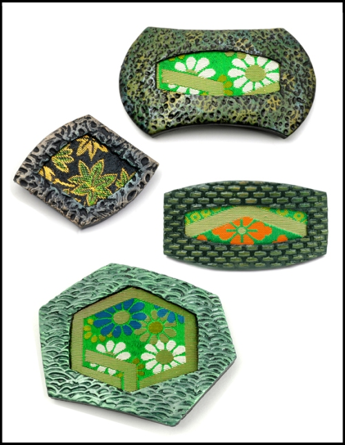 green-fabric-barrettes1