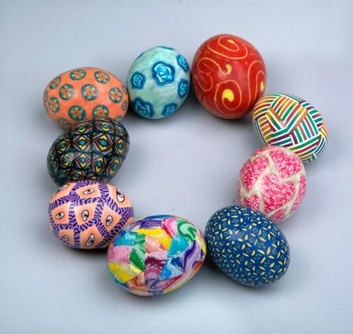 polymer-clay-eggs