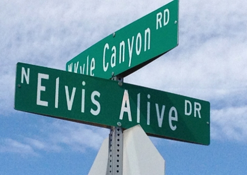 Elvis Alive Drive