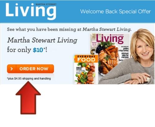 Martha Stewart renewal