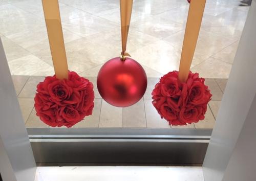 Roses, Savorski store
