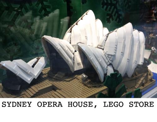 Sydney Opera House, Lego Store